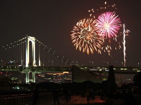 Tokyo Bay Fireworks - HANABI Special buffet Dinner images