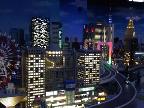 Legoland Discovery Center in Odaiba, Tokyo images