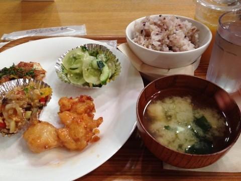 Meal Muji Cafe in Yurakucho, Tokyo images
