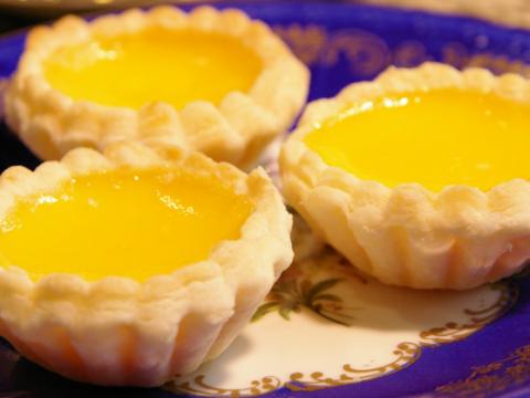 KOUMEN - Best Egg Tarts in Yokohama Chinatown images