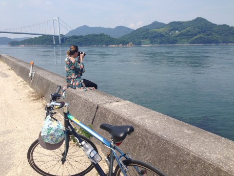 Cycling the scenic Seto Inland Sea images