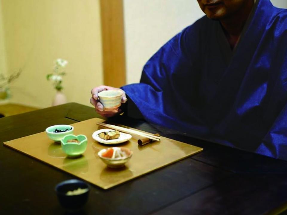 Masculine, Delicate Kimono