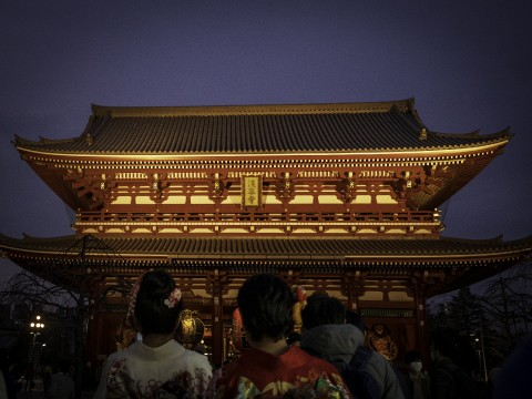 Sensoji Temple- A half day history tour images
