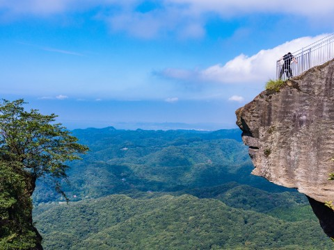 Enjoy Breathtaking Mountain Scenery and Buddhist Holy Sites on Mt. Nokogiri! images