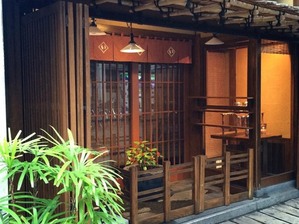 Izumiya (an old shop)