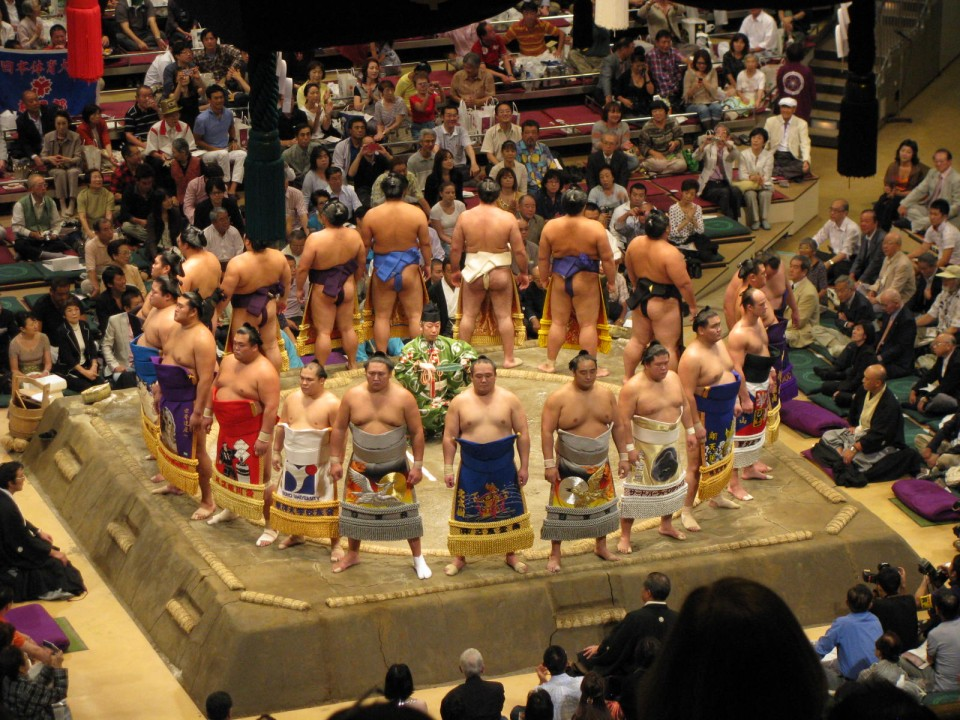 The Pre-fight Ceremony