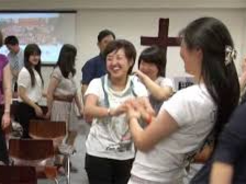 Happy Community in Tokyo Union Church