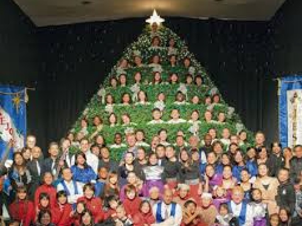 A Christmas Spectacular Choir