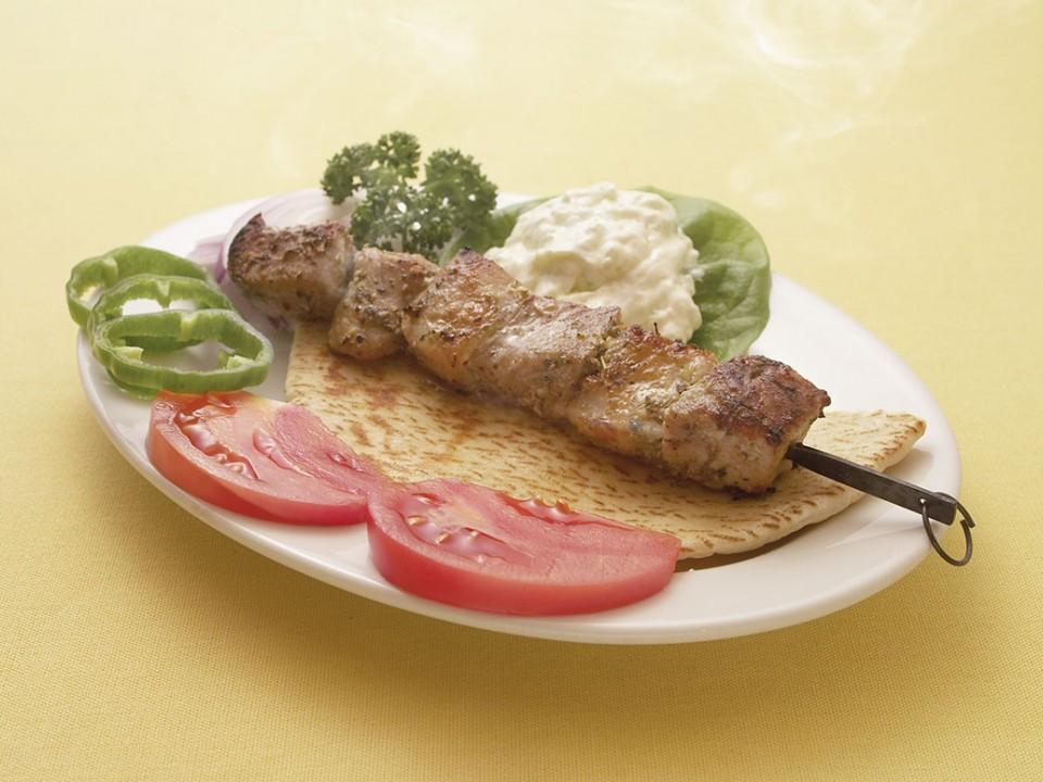 Sparta's Kebab