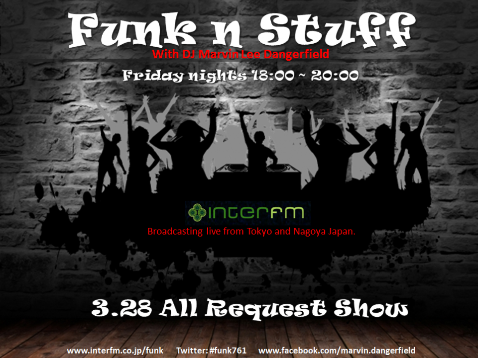 All request show, end of each month!