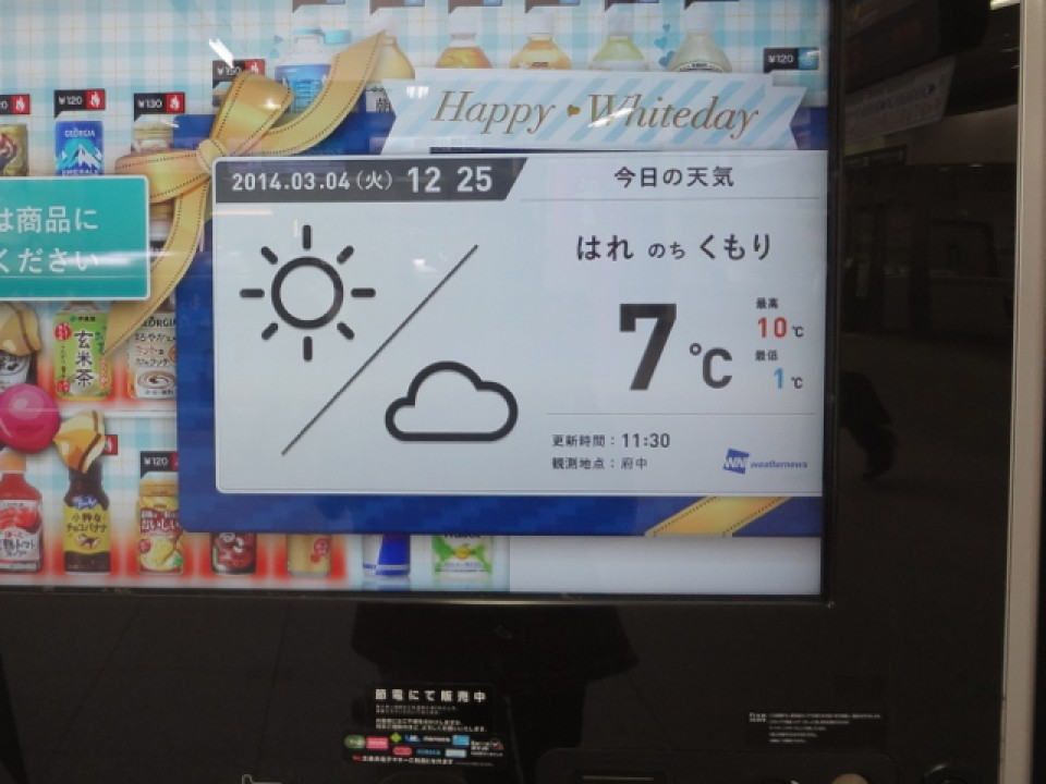 weather news & advertising