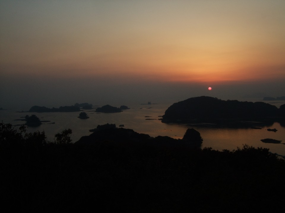 Sasebo Sunset