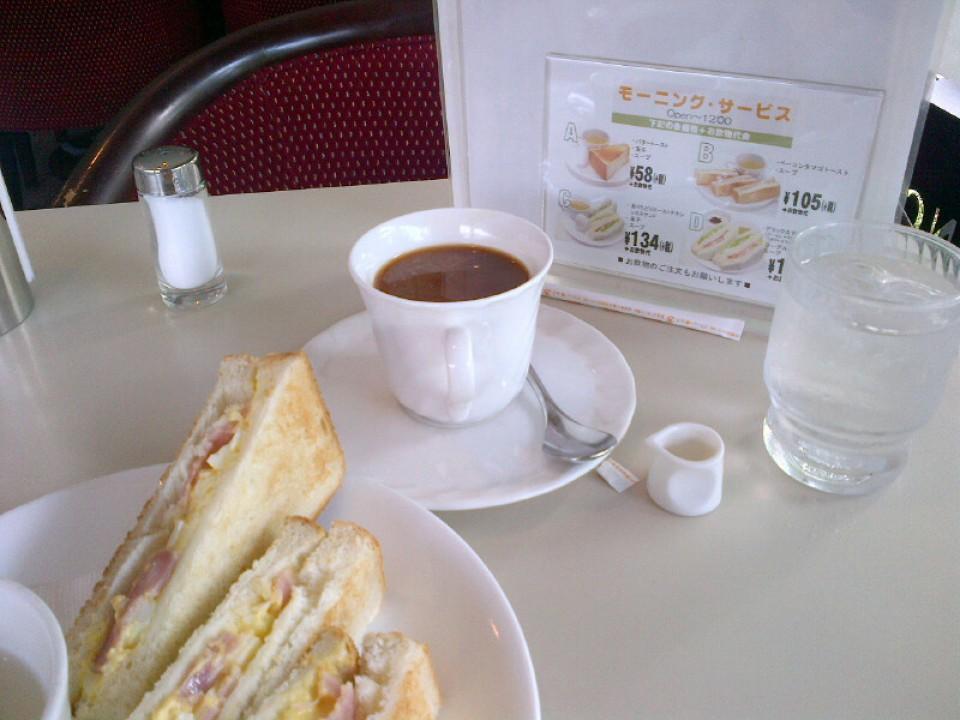 Amazing food at Renoir Ginza