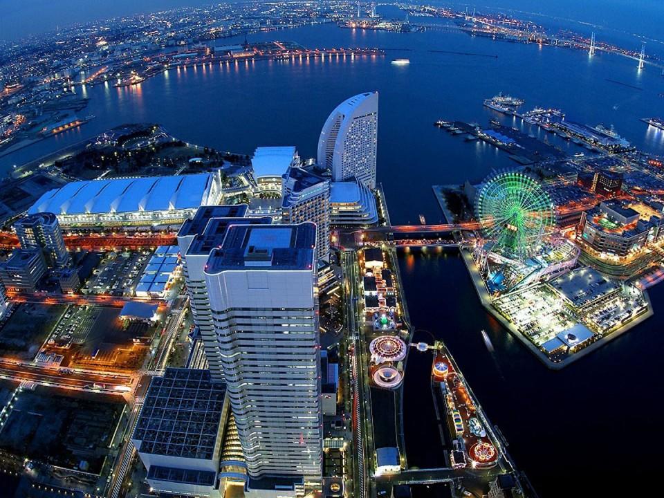 Panorama of Yokohama