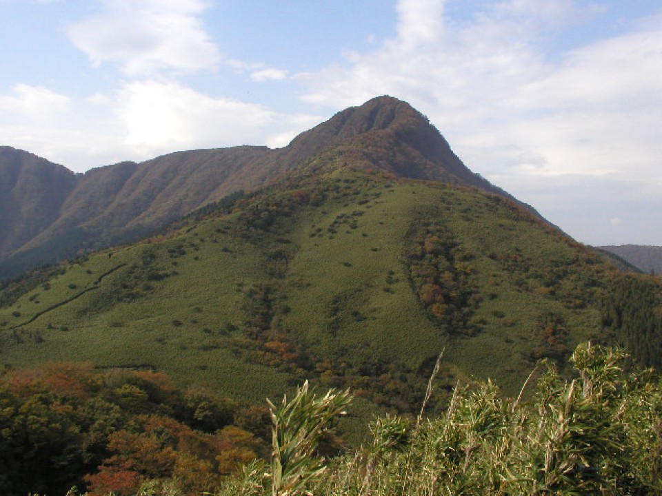 Kintoki Mountain in Hakone