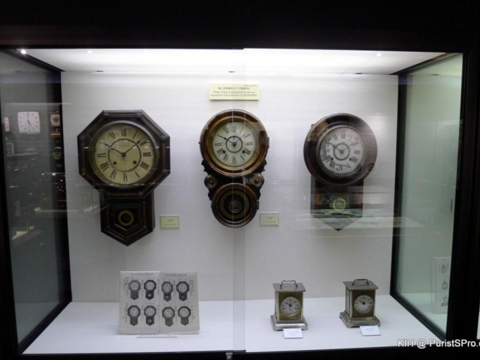 The first original clocks