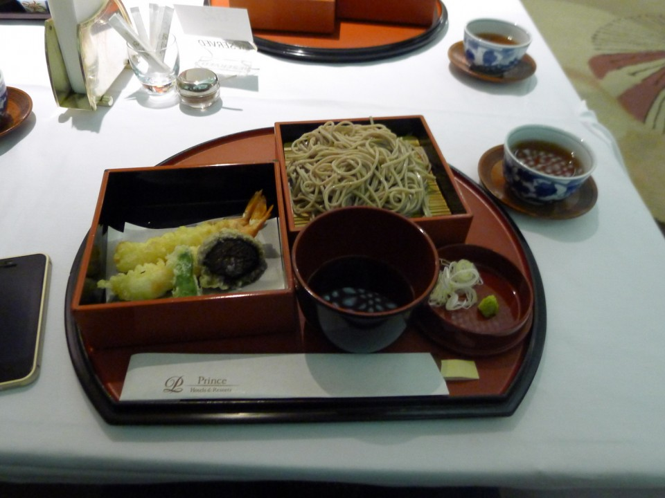 Toshikoshi (new year's eve) Soba