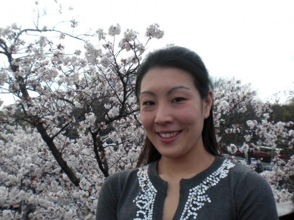 Lovely Japanese girl at the Brofest