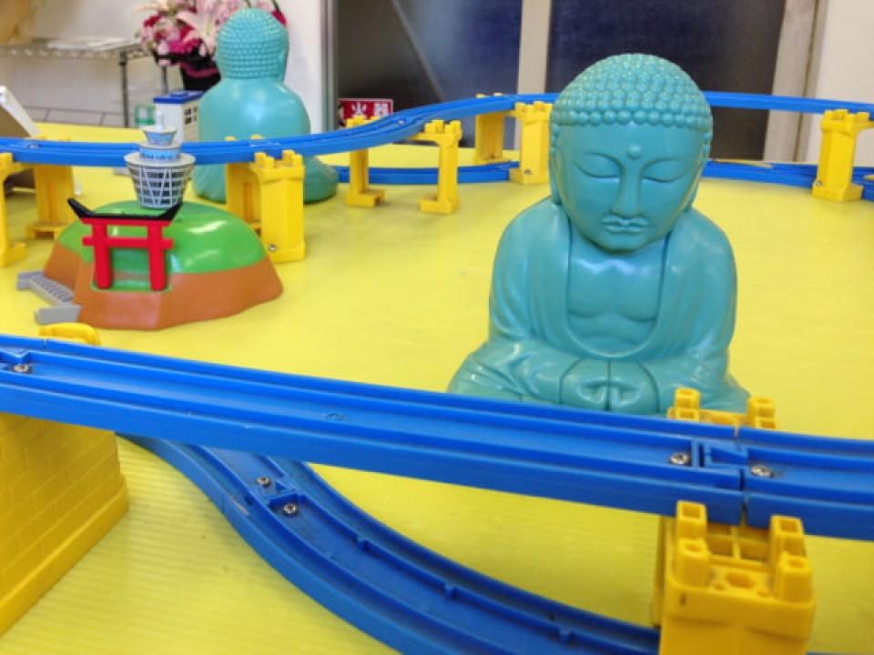 Plarail makes an Enoden Enoshima set