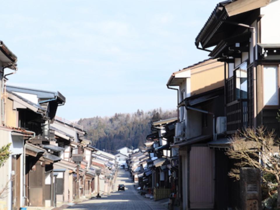 Suwa Town Main Street