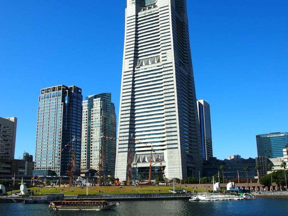 Landmark Tower View