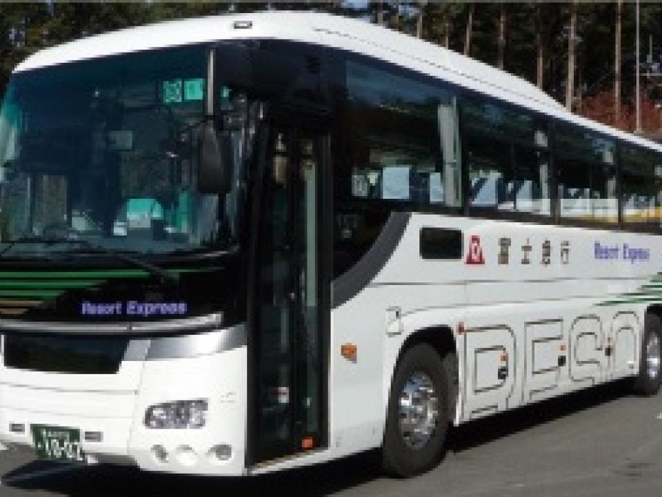 Chuo Expressway Bus / (C)2014 Fujikyuko Co., Ltd.