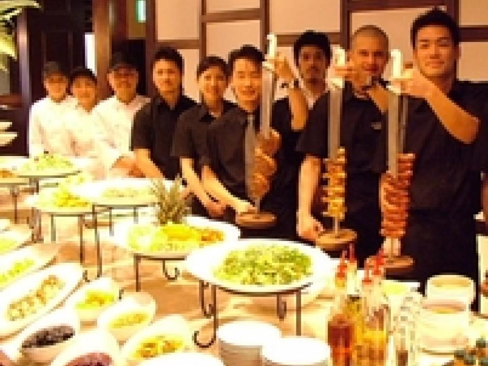 Friendly restaurant staff!