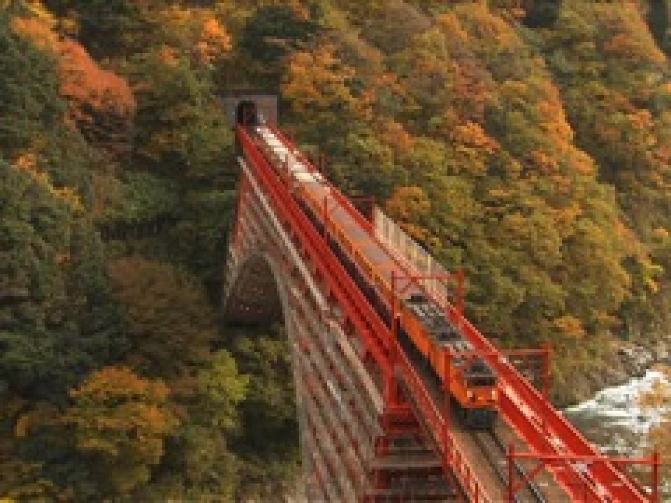Kurobe Train