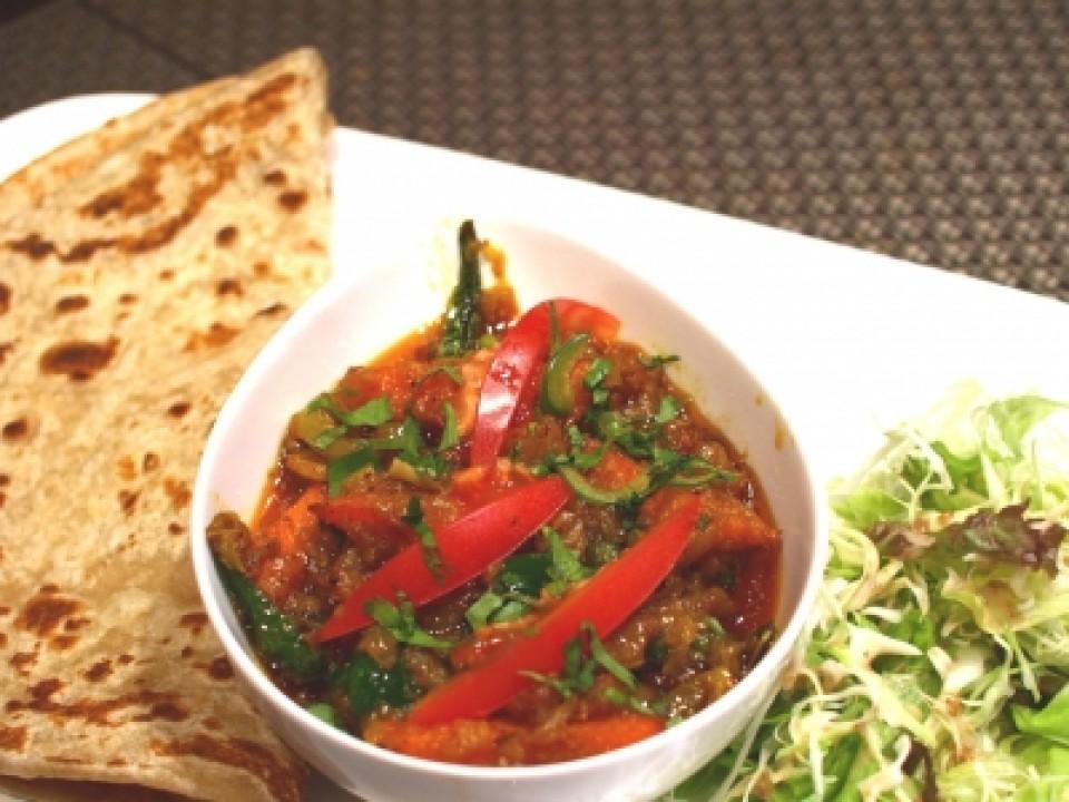 Paratha Curry