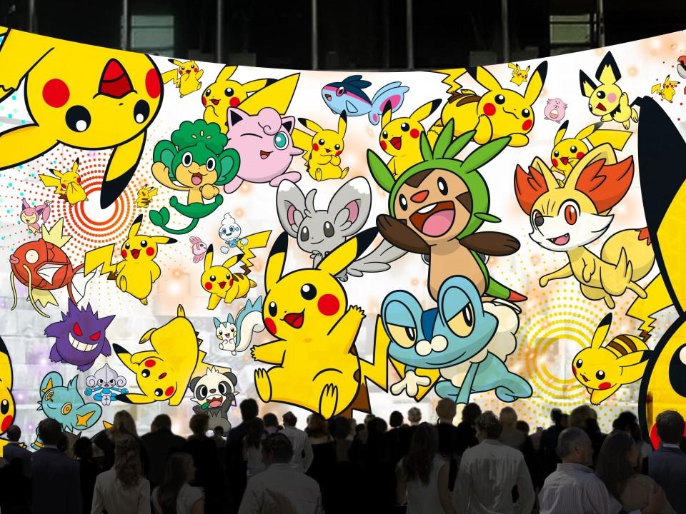ピカチュウ (Pikachu) Nice to Meet You