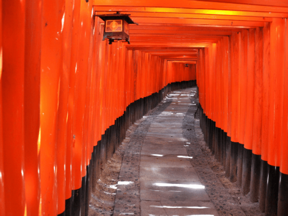 Kyoto's Fushimi Inari Shrine