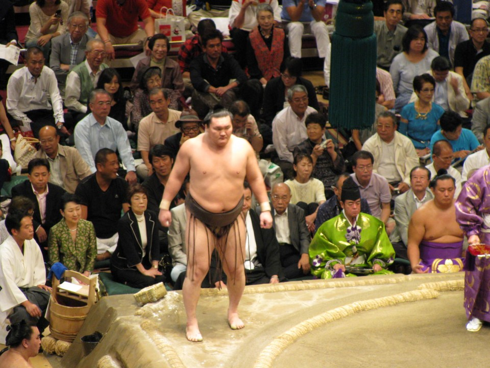 The Great Hakuho