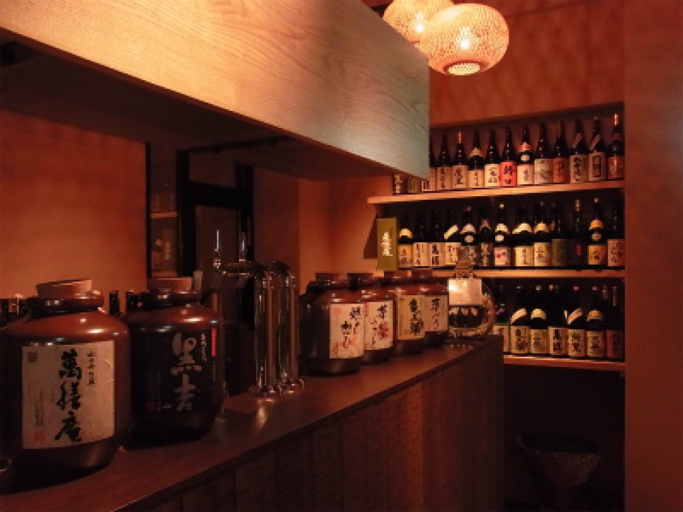 Japanese Sake/Shochu (Disitilled) Bottles & Barrels