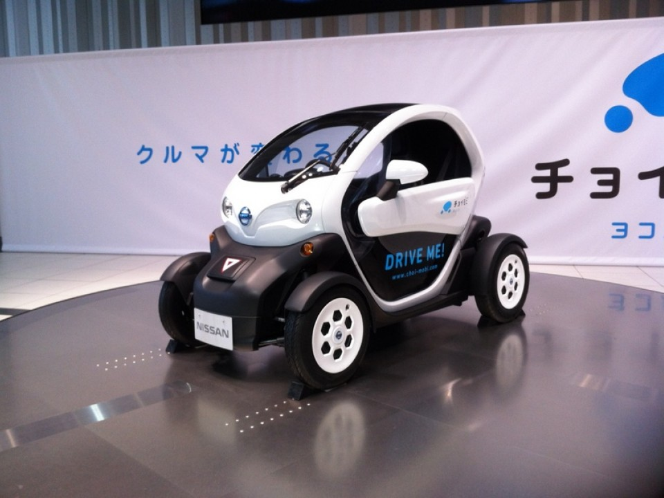 Nissan eco car