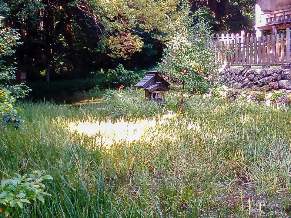 The Shrine of Okinoshima creation, Tamawakasumikoto