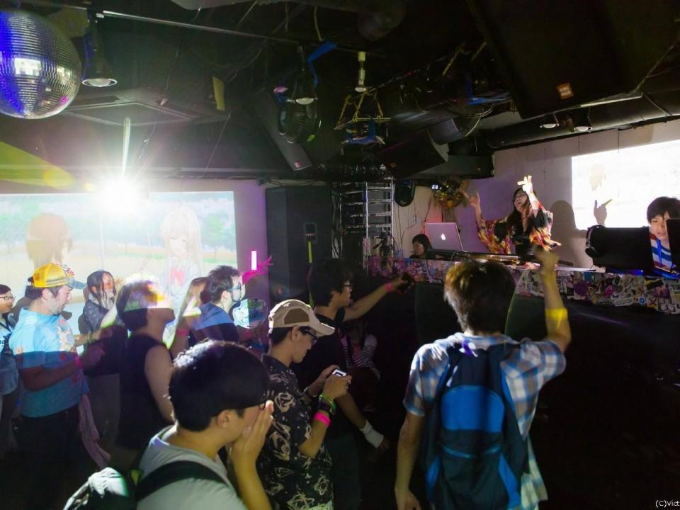 Dancing at AniCrush!!!