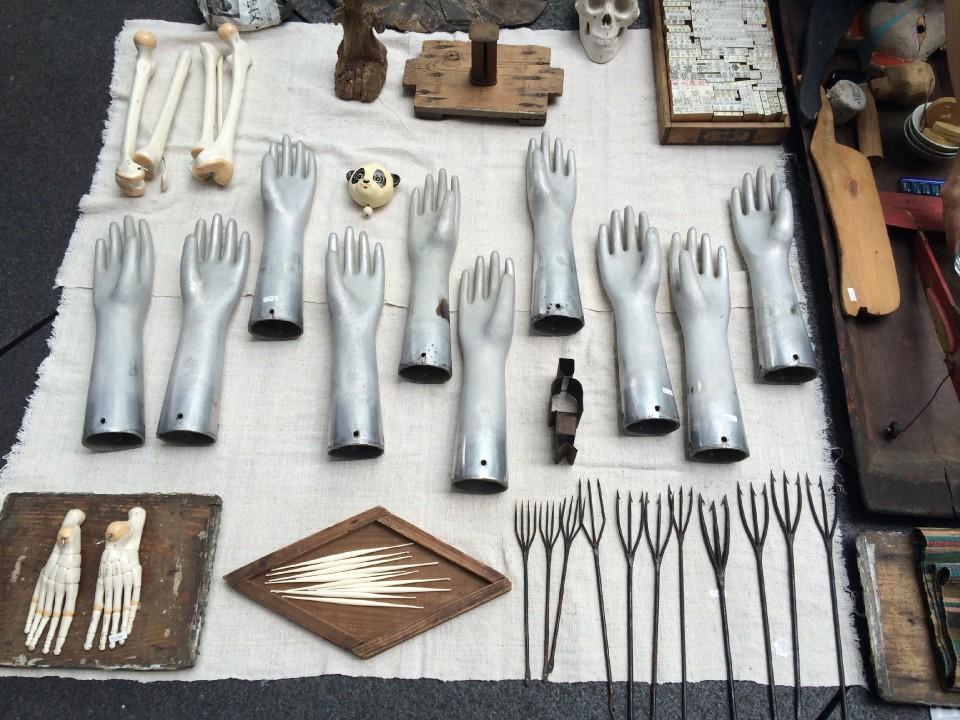 An art shop? A fork shop?