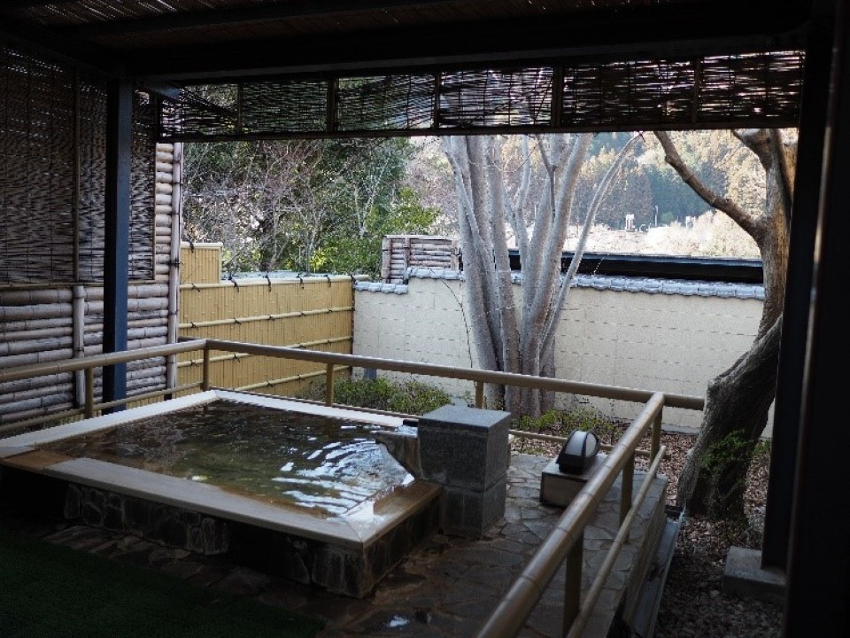the Kinugawa Onsen
