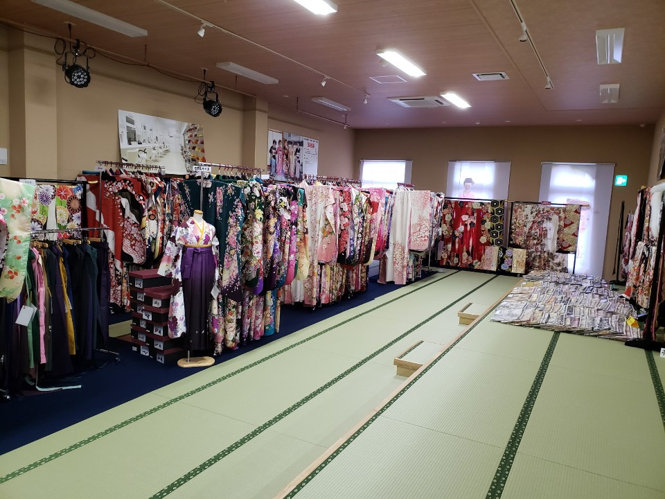 Sharakukan Kimono collection