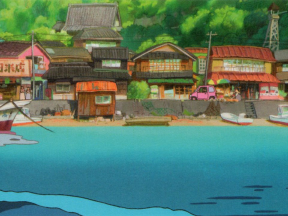 Setting for Ponyo