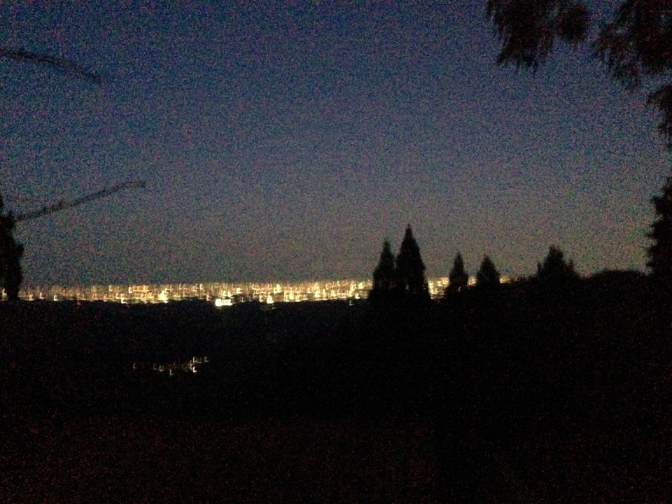 Tokyo in the Horizon