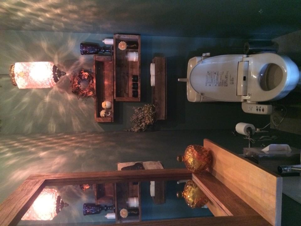 Toilets of Dumbo Café shop