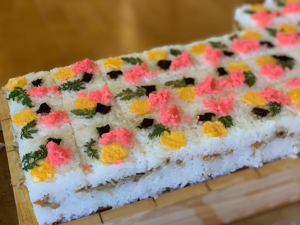Saeki sushi