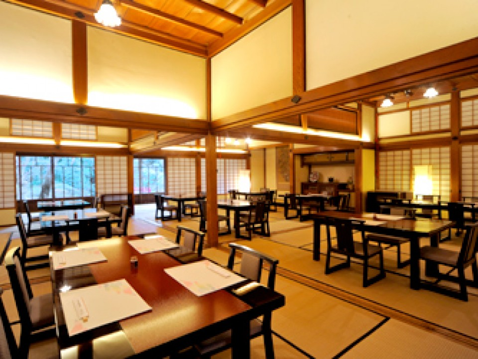 Japanese cuisine ~ Kikka-so Inn