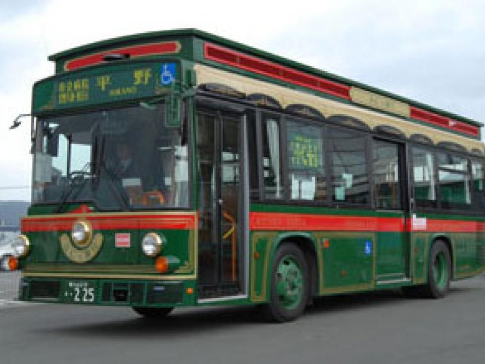 Fujikkogo Bus / (C)2014 Fujikyuko Co., Ltd.