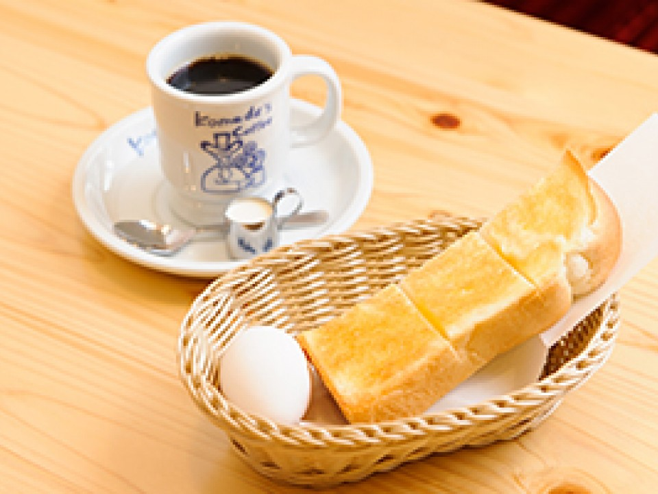 Komeda's Morning Service