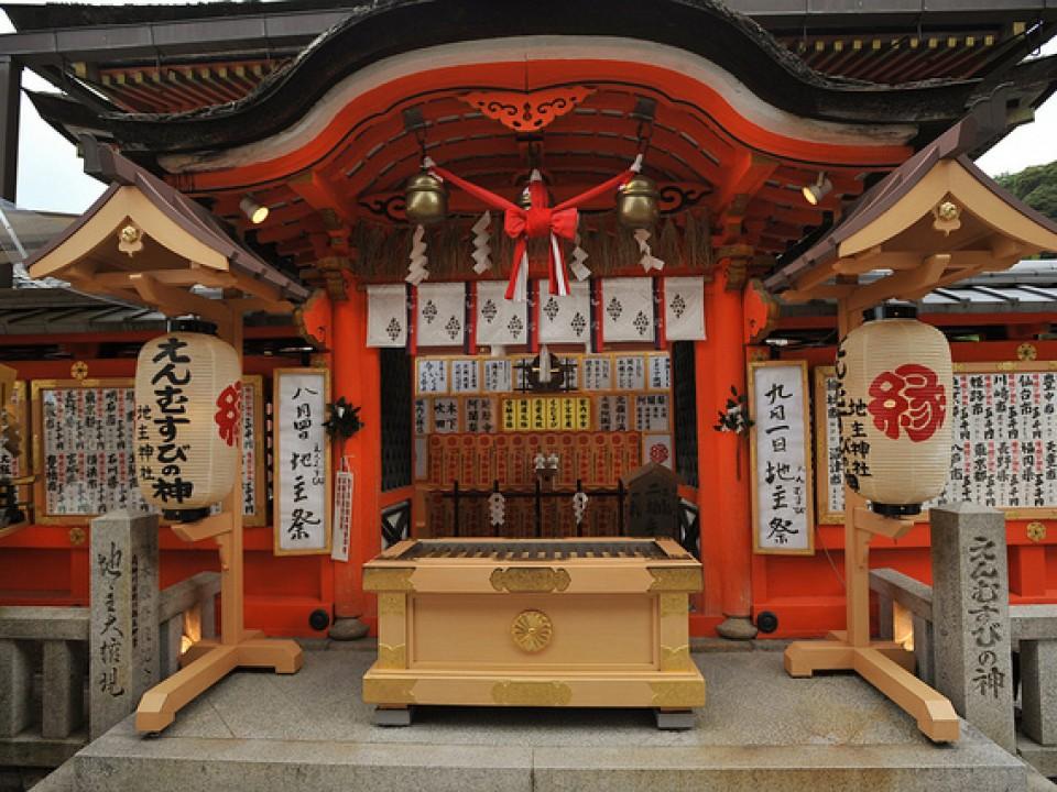 Jishu Shrine
