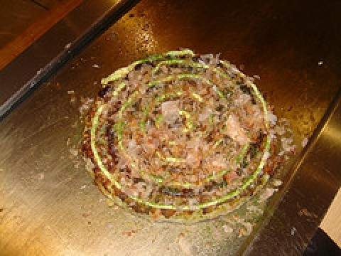 Try Okonomiyaki and a Chuu Hai images