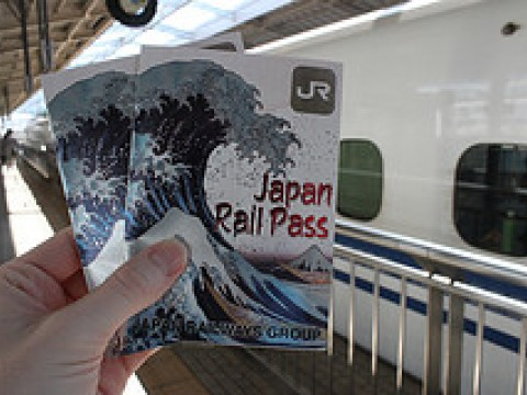 Check out JR Rail Pass images