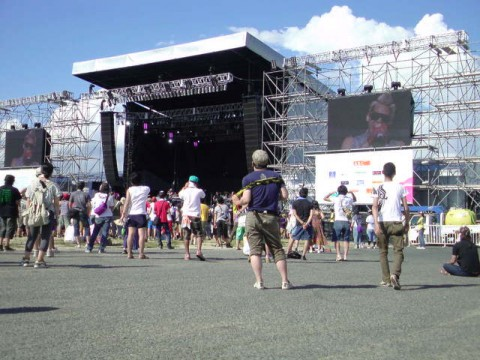 Check out Summer Sonic Festival images